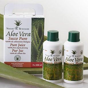 Puro Succo Aloe