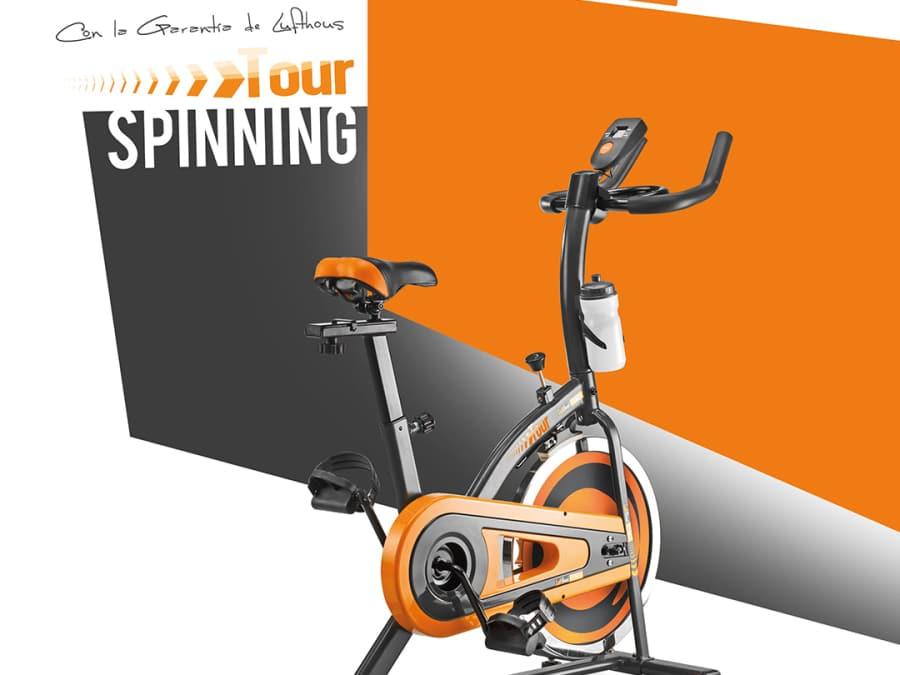 bicicleta spining 2