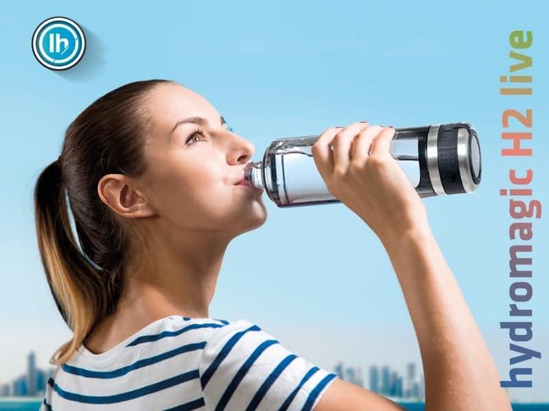 garrafa hydromagic h2 agua hidrogenada antioxidante 3
