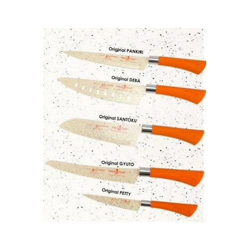 jogo de facas pedra