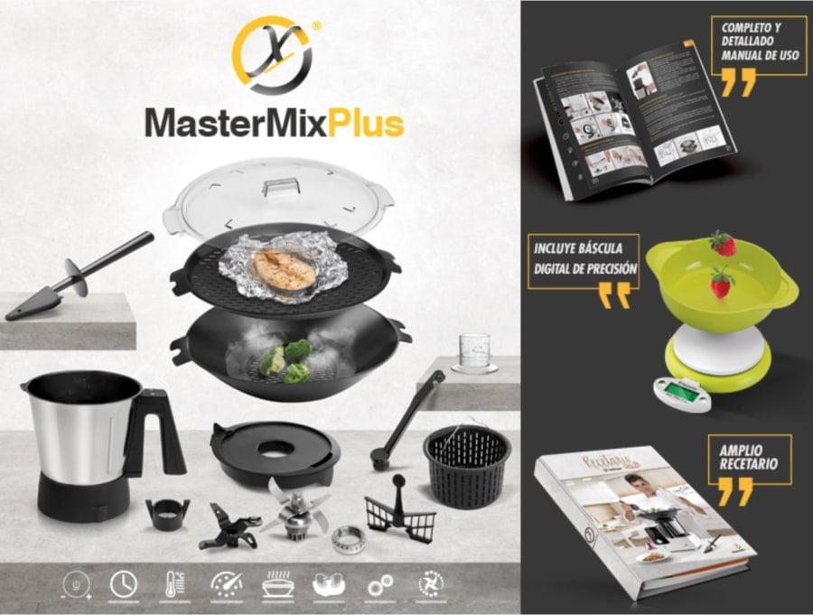 master mix plus 6