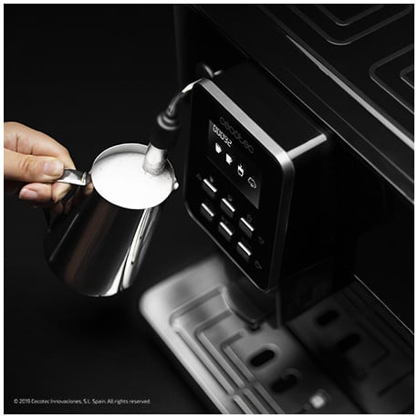 power matic ccino 6000 serie nera 2