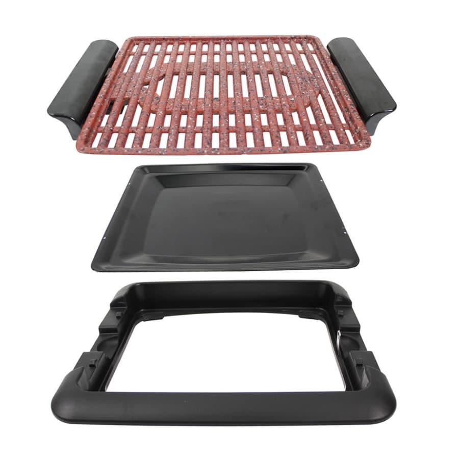 prancha grill eletrica 1